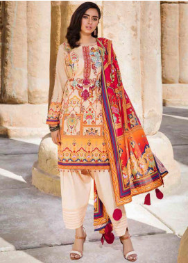 Umang by Motifz Embroidered Lawn Unstitched 3 Piece Suit MT20U 2517 - Summer Collection
