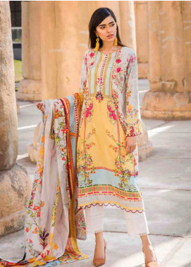 Umang by Motifz Embroidered Lawn Unstitched 3 Piece Suit MT20U 2524 - Summer Collection