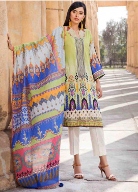 Umang by Motifz Embroidered Lawn Unstitched 3 Piece Suit MT20U 2531 - Summer Collection