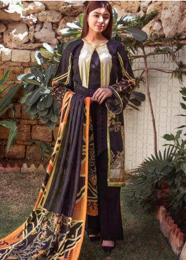 Vasl by Fitoor Printed Cambric Unstitched 3 Piece Suit FT20VL D-11 - Festive Collection
