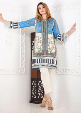 Waniya Printed Lawn Stitched 2 Piece Suit WN20S 07 TRELLIS FUSION