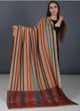 Sanaulla Exclusive Range Pure Jamawar Pashmina Shawl 720 - Winter Collection