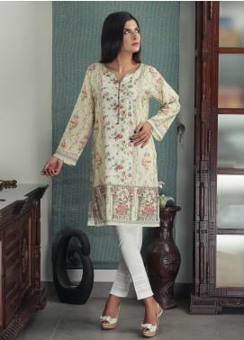 Waniya Printed Cotton Stitched Kurtis PK-160 DIGITAL