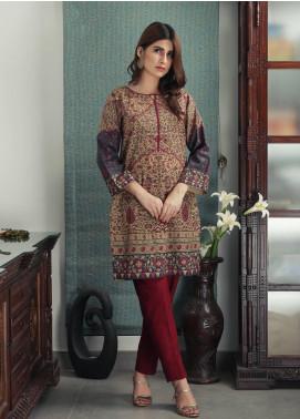 Waniya Printed Cotton Stitched Kurtis PK-163 FLORAL