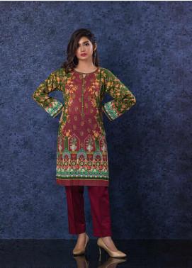 Waniya Printed Lawn Stitched Kurtis PK-177