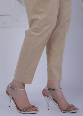 Waniya Plain Lawn Stitched Trousers TP20-01