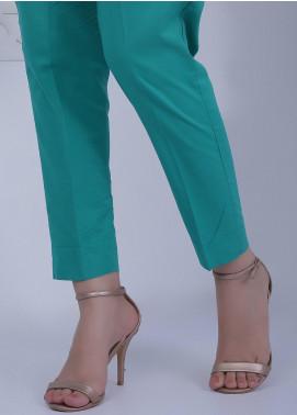 Waniya Plain Lawn Stitched Trousers TP20-04