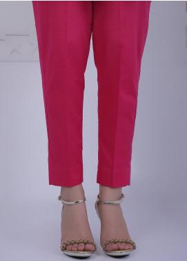 Waniya Plain Lawn Stitched Trousers TP20-05