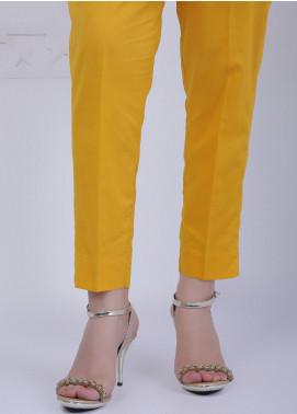 Waniya Plain Lawn Stitched Trousers TP20-07