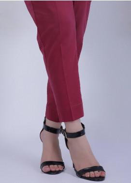 Waniya Plain Lawn Stitched Trousers TP20-08