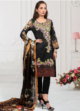 Waniya Embroidered Lawn Stitched 2 Piece Suit LEP-020