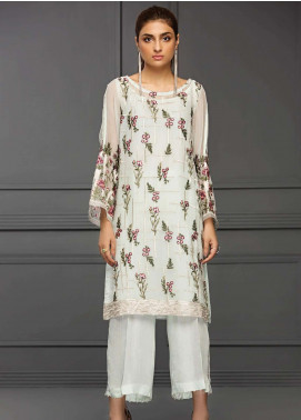 XENIA Formals Embroidered  Stitched Kurtis XE18-P2 07