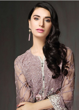 Xenia Embroidered  Stitched Kurtis XE18P 08