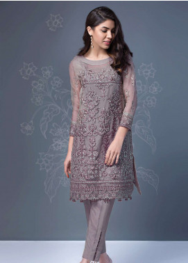 Xenia Embroidered  Stitched Kurtis XE18P 2A