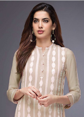 Xenia Embroidered  Stitched Kurtis XE18P 3B