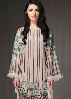 Xenia Embroidered  Stitched Kurtis XE18P 5B