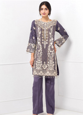XENIA Formals Embroidered Missouri Stitched 2 Piece Suit XE20F 02-ELENA