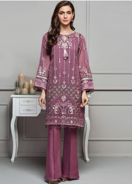 XENIA Formals Embroidered  Stitched 2 Piece Suit XE20SS 02 HORMUZ
