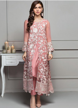 XENIA Formals Embroidered  Stitched 2 Piece Suit XE20SS 07 SOHRABI