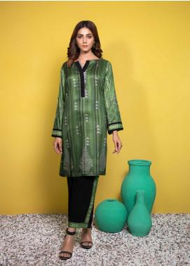 Yusra Ansari Printed Linen Stitched 2 Piece Suit YA20WS Sereia-Ywi-01