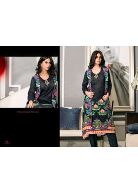 Al Zohaib Embroidered Lawn Unstitched 3 Piece Suit ZA PL 7B