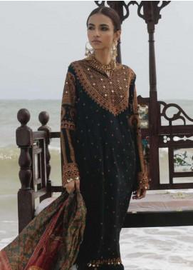Zara Shahjahan Embroidered Lawn Unstitched 3 Piece Suit ZSJ19LH 10 ZARK - Festive Collection