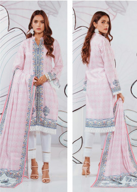 Zellbury Printed Lawn Unstitched 2 Piece Suit ZB20SL 82 - Spring / Summer Collection