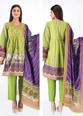 Zellbury Printed Lawn Unstitched 3 Piece Suit ZB20SL 94 - Spring / Summer Collection
