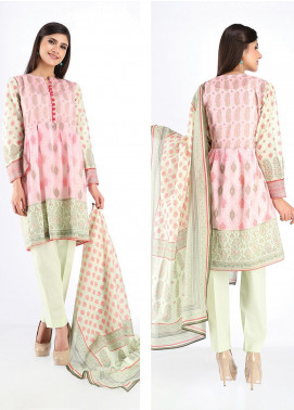 Zellbury Printed Lawn Unstitched 3 Piece Suit ZB20SL 99 - Spring / Summer Collection