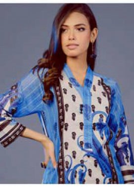 Zellbury Printed Lawn Unstitched 2 Piece Suit ZB20L ZW220229 - Spring / Summer Collection