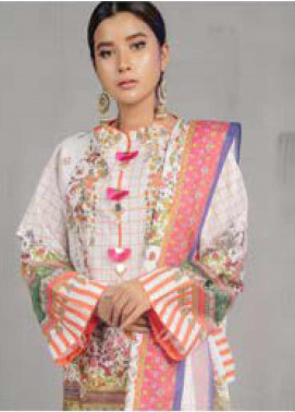 Zellbury Printed Lawn Unstitched 2 Piece Suit ZB20L ZW220231 - Spring / Summer Collection