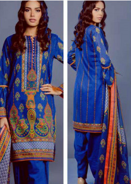 Zellbury Printed Lawn Unstitched 3 Piece Suit ZB20L ZW320209 - Spring / Summer Collection
