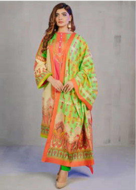 Zellbury Printed Lawn Unstitched 3 Piece Suit ZB20L ZW320218 - Spring / Summer Collection