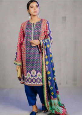 Zellbury Printed Lawn Unstitched 3 Piece Suit ZB20L ZW320225 - Spring / Summer Collection