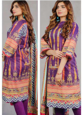 Zellbury Printed Lawn Unstitched 3 Piece Suit ZB20L ZW320228 - Spring / Summer Collection