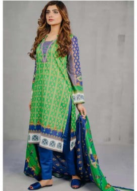Zellbury Printed Lawn Unstitched 3 Piece Suit ZB20L ZW320238 - Spring / Summer Collection