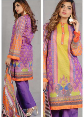 Zellbury Printed Lawn Unstitched 3 Piece Suit ZB20L ZW320241 - Spring / Summer Collection