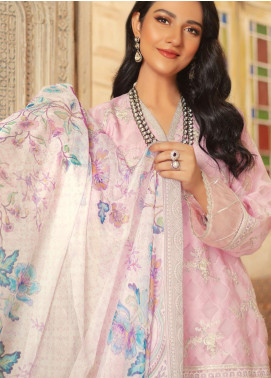 Zellbury Embroidered Jacquard Unstitched 3 Piece Suit ZB20LW 431 - Winter Collection