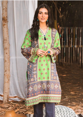 Zellbury Printed Khaddar Unstitched 2 Piece Suit ZB20W ZWC2-480 - Winter Collection