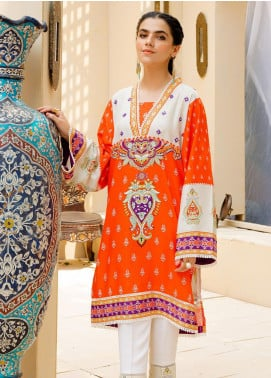 Zellbury Embroidered Viscose Unstitched Kurties ZB20W ZWCE1-479 - Winter Collection