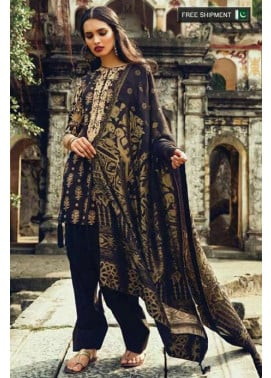 Zara Shahjahan Embroidered Lawn Unstitched 3 Piece Suit ZS17L Dastaan