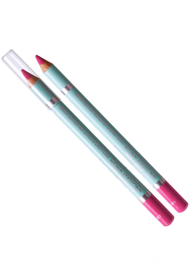 Dazz Matazz Lip Liner Pencil-18 PINK CANDY