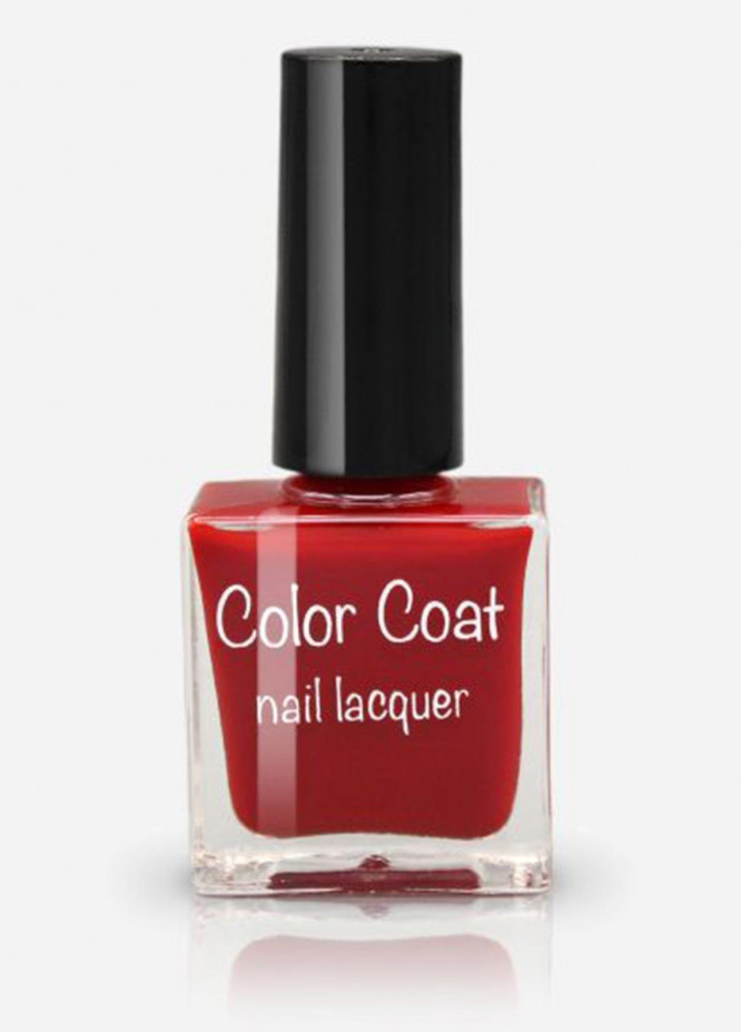 Color Coat Nail Lacquer CC-01