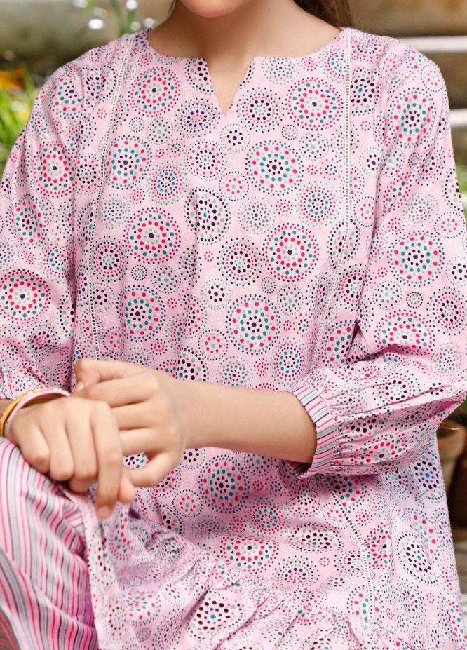 Ittehad Textiles Printed Cotton Unstitched 2 Piece Suit ITD20FC 2102B - Summer Collection