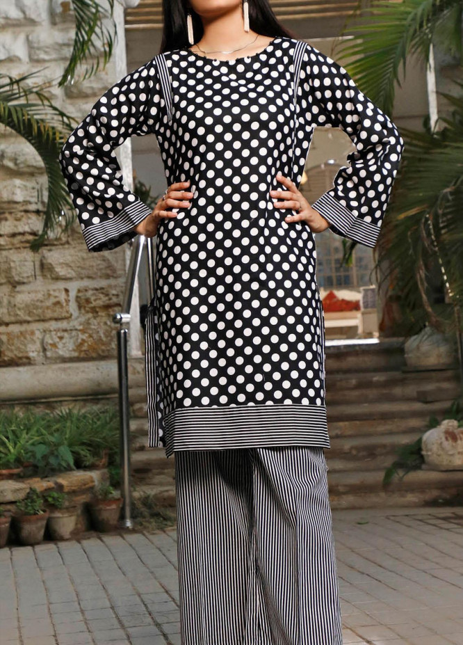 Ittehad Textiles Printed Cotton Unstitched 2 Piece Suit ITD20FC 2103A - Summer Collection