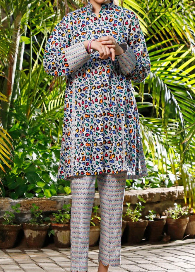 Ittehad Textiles Printed Cotton Unstitched 2 Piece Suit ITD20FC 2106A - Summer Collection