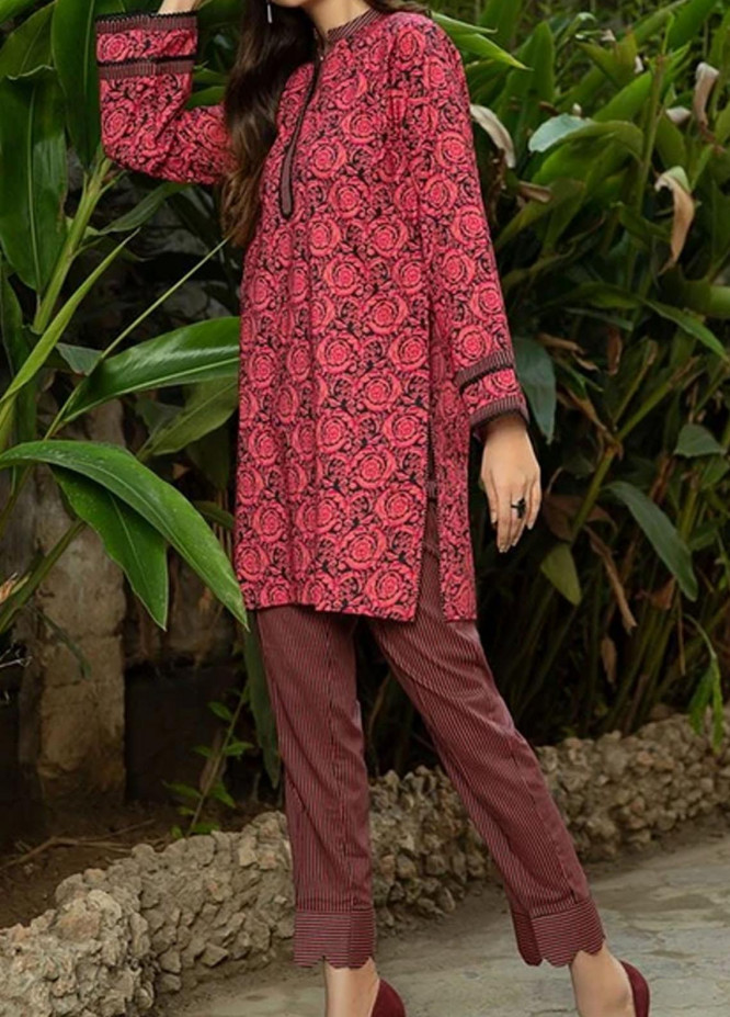 Ittehad Textiles Printed Cotton Unstitched 2 Piece Suit ITD20FC 2115A - Summer Collection