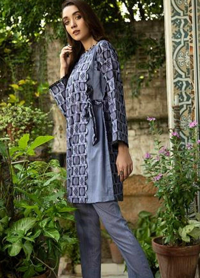 Ittehad Textiles Printed Cotton Unstitched 2 Piece Suit ITD20FC 2121A - Summer Collection