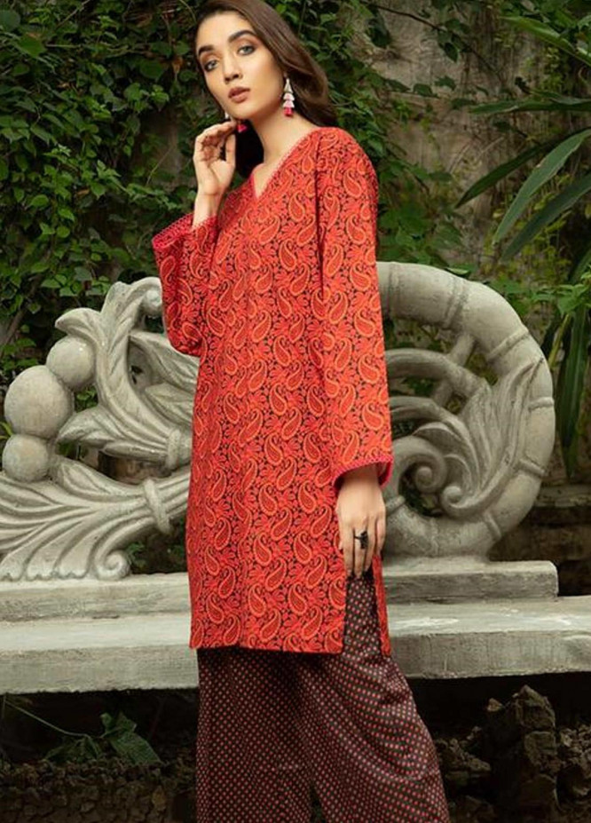 Ittehad Textiles Printed Cotton Unstitched 2 Piece Suit ITD20FC 2123A - Summer Collection