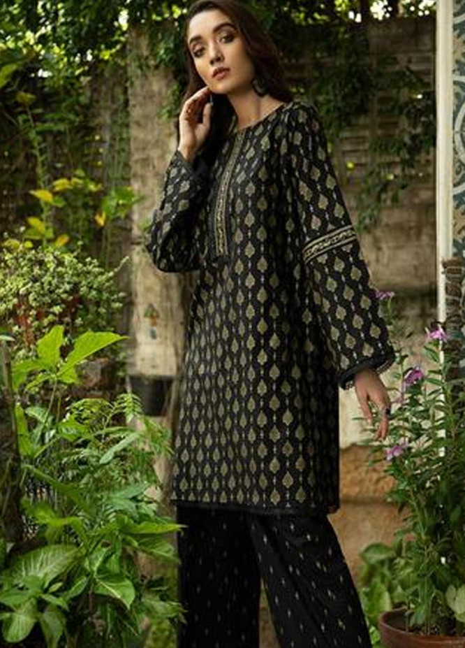 Ittehad Textiles Printed Cotton Unstitched 2 Piece Suit ITD20FC 2125A - Summer Collection